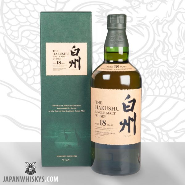 Suntory Hakushu 18 Jahre Single Malt Whisky