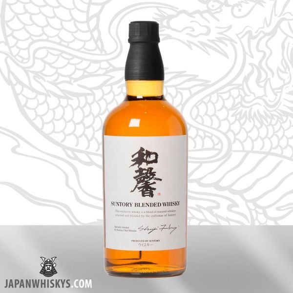 """Suntory """"Wa-Kyo"""" Blended Whisky Limited Edition"""