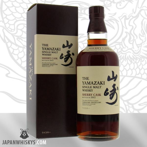 Suntory Yamazaki 2012 Sherry Cask