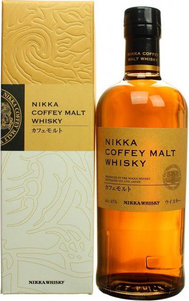Nikka Coffey Malt Whisky 45%