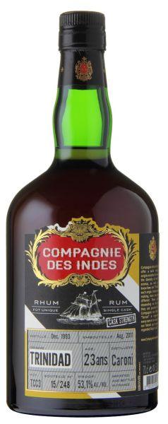 Compagnie des Indes Trinidad Rum 23 Jahre Caroni