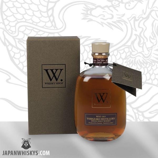 Yamazaki 2015 WSO-009 Whisky Shop W.