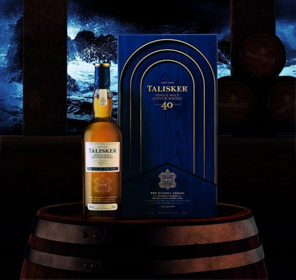 Talisker 40 The Bodega Series N° 1