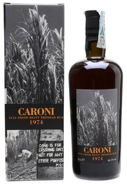 Caroni 1974 Full Proof Heavy Trinidad Rum - Velier