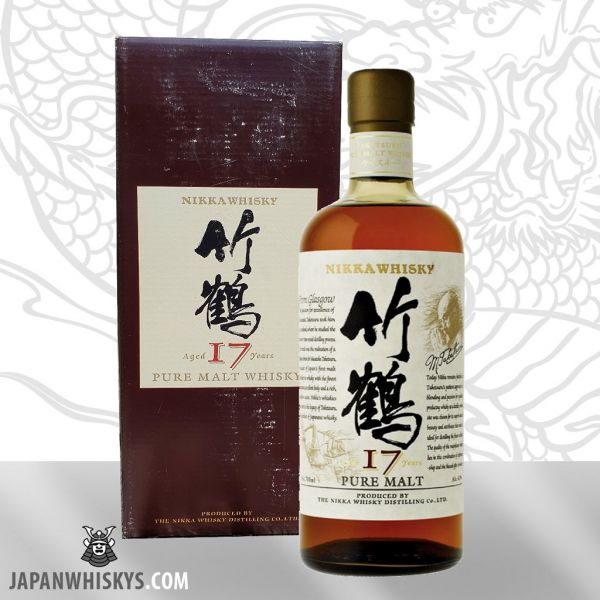 Nikka Taketsuru 17 Pure Malt alte Version