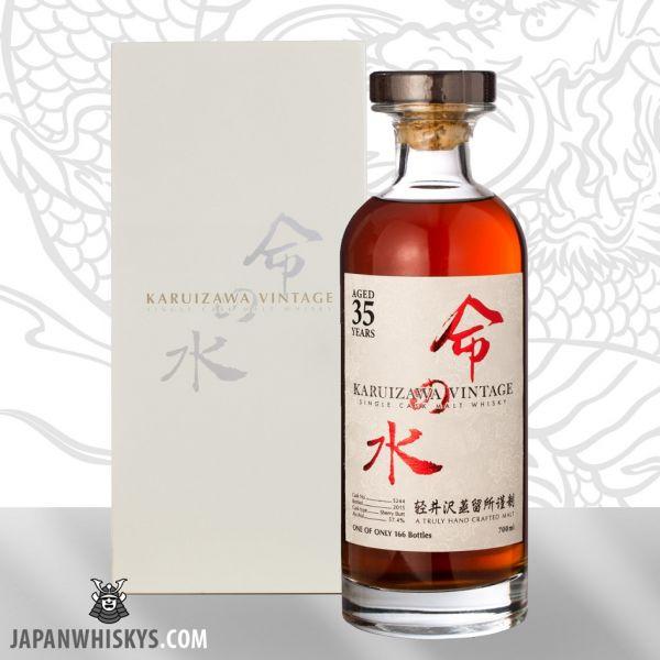 Karuizawa 35 Year Old Single Cask #5244 Aqua of Life