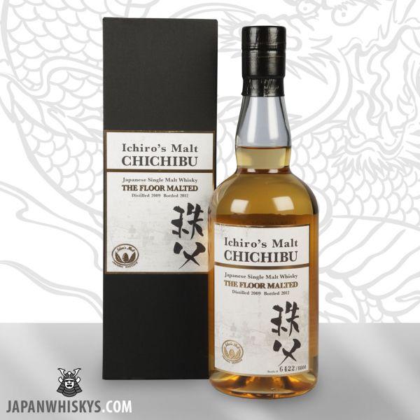 Chichibu The Floor Malted Ichiro's Single Malt 2009/2012