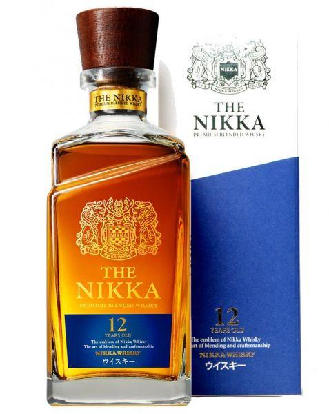 nikka 12 year blended whisky
