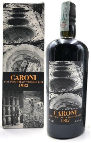 Caroni 1982 Heavy Rum Full Proof - Velier