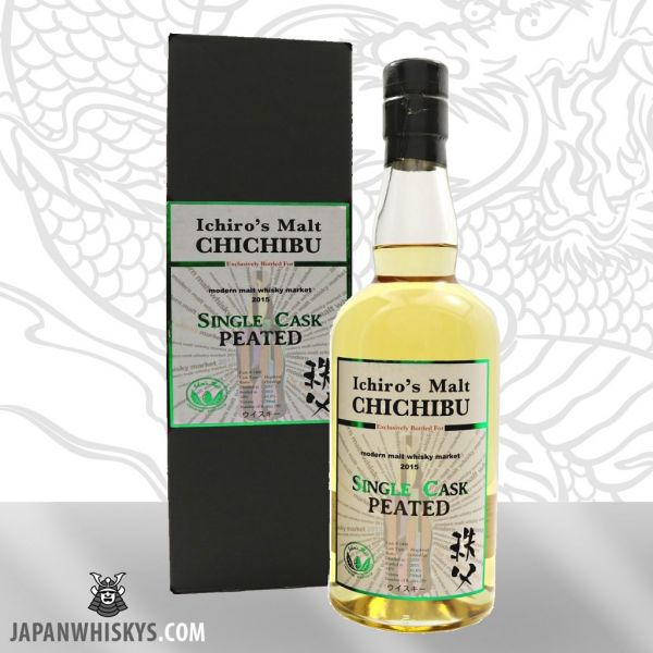 Chichibu Single Cask #1404 Peated Ichiro`s Malt