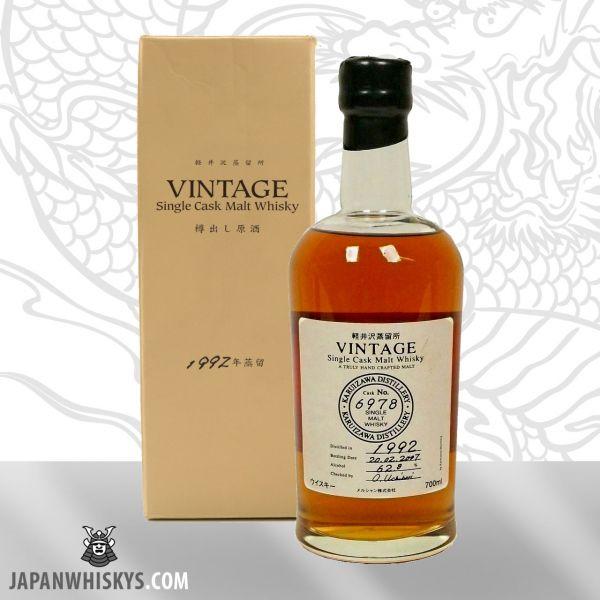 Karuizawa 1992 Single Cask #6978