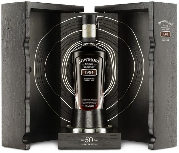 BLACK BOWMORE 50 YEAR OLD 1964