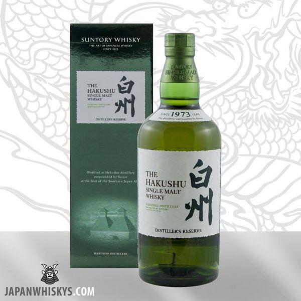 Suntory Hakushu Single Malt Whisky Distiller's Reserve