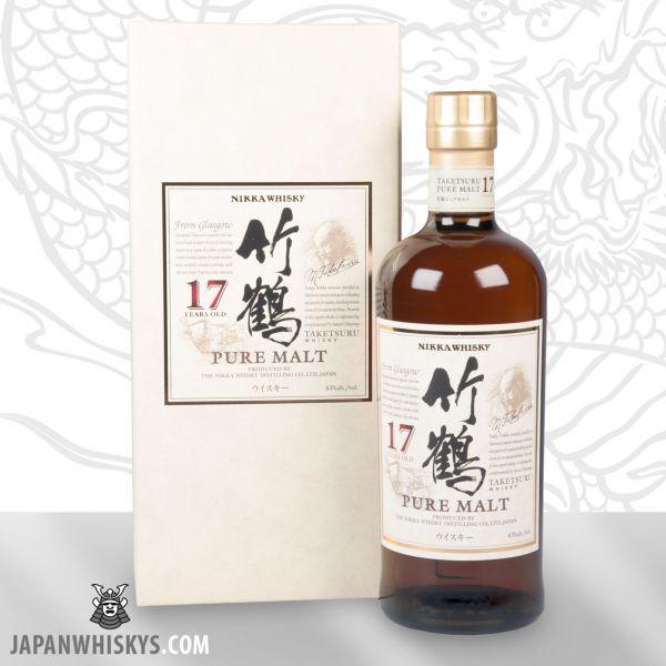 Nikka Taketsuru 17 in Giftbox