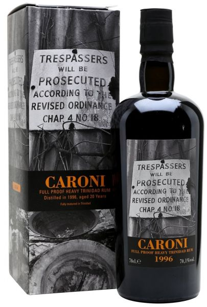 Caroni 1996 20 Year Old Full Proof
