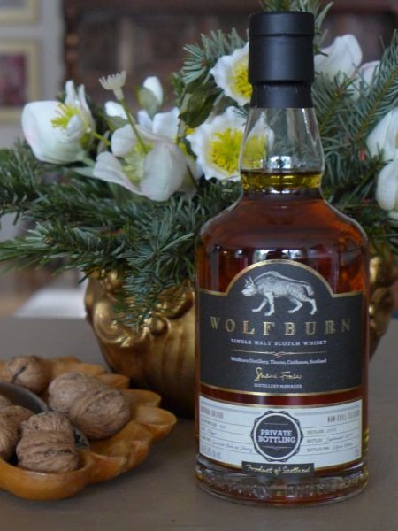 Wolfburn Single Cask Sherry for Hong Kong Wine and Spirit 2017