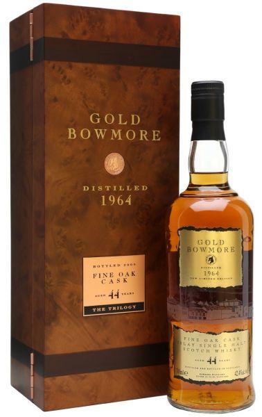 Bowmore 1964 Gold Bowmore 44 Year Old