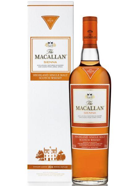 The Macallan Sienna 0,7l 43%