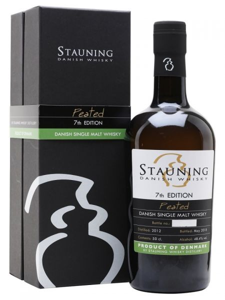 STAUNING Peated 7th Edition 2018