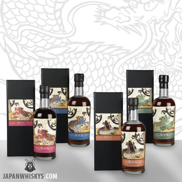 Karuizawa Geisha Collection 1999/2000 Casks #2339 / #7721 / #2332 / #895