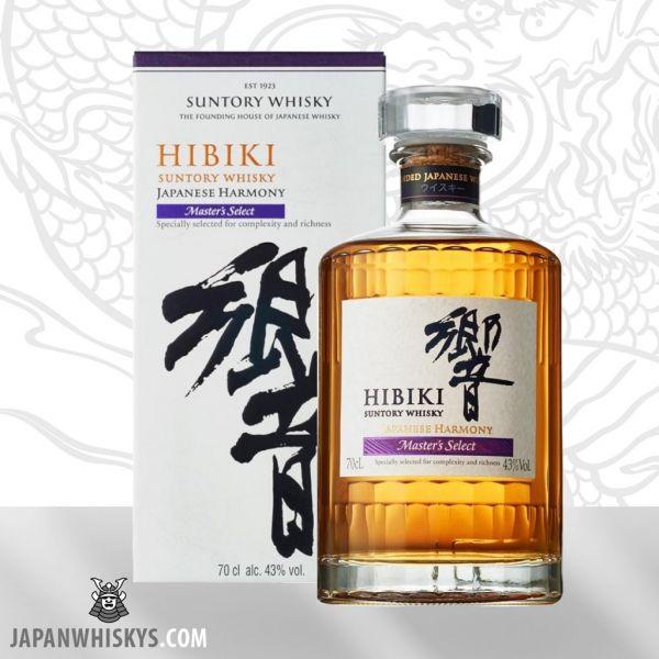 Hibiki Harmony Master Select Suntory Whisky