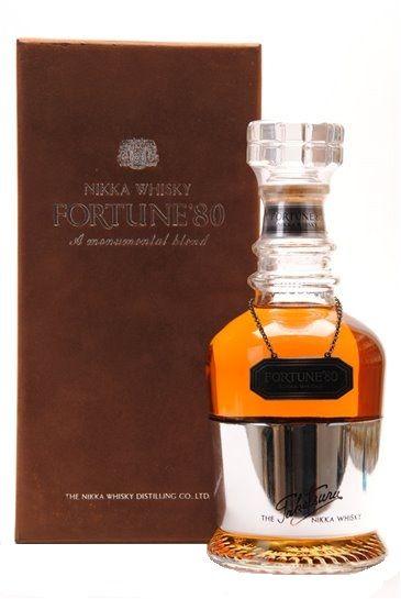 Nikka Whisky FORTUNE'80 Malt and Grain