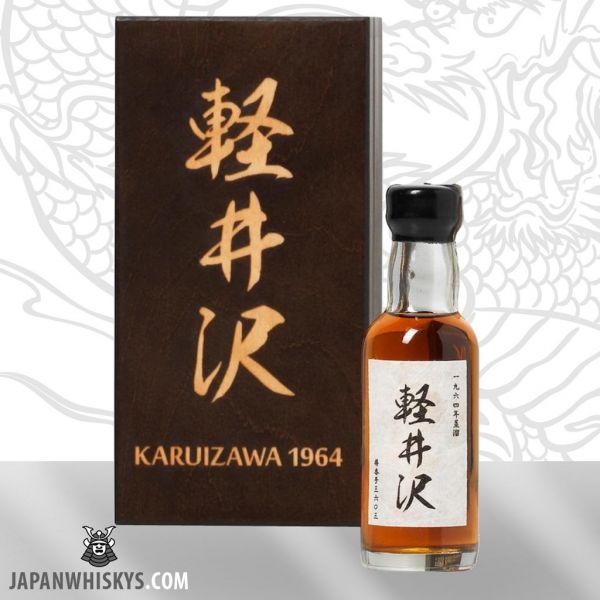 Karuizawa 48 Year Old 1964 Cask 3603 Mini 50ml
