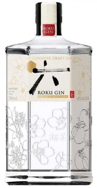 Roku Japanese Craft Gin Suntory 43%