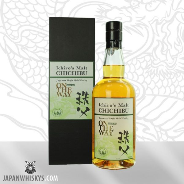 Chichibu On The Way Ichiro's Malt Whisky 2015