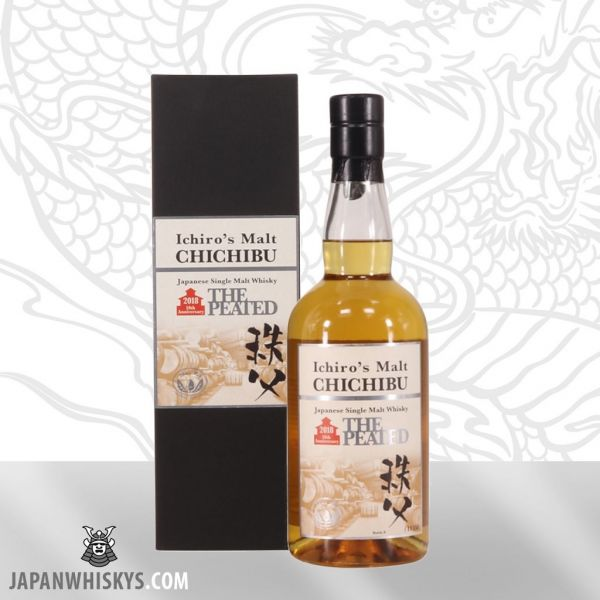 Chichibu Peated 2018 10th Anniversary