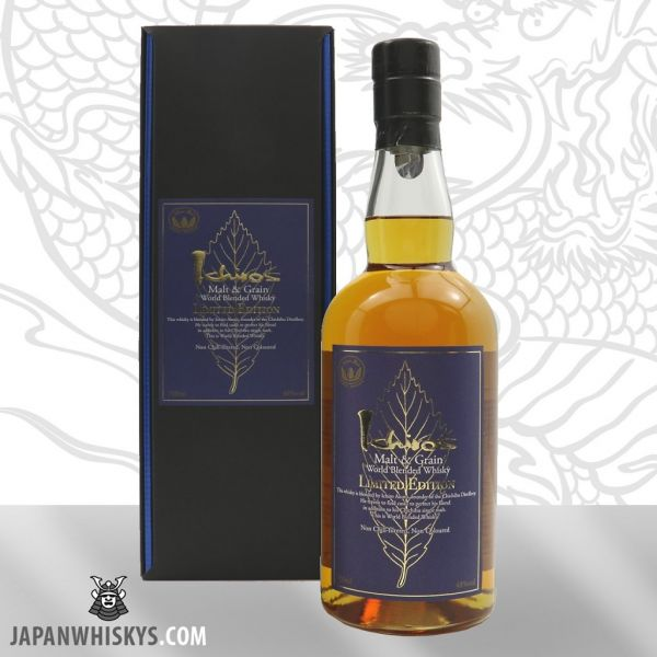Ichiro`s Malt & Grain World Blended Whisky 2018 - Limited Edition