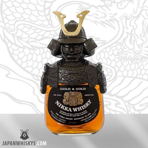 Nikka Samurai Gold & Gold