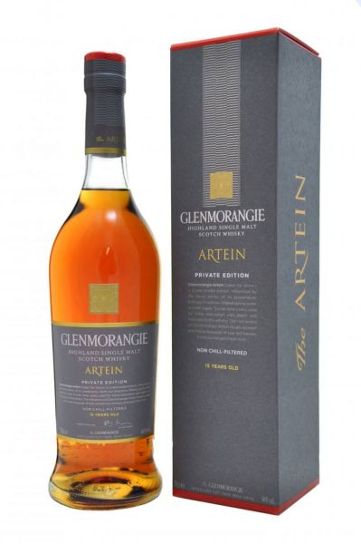 Glenmorangie Artein Single Malt Whisky Private Edition limitiert