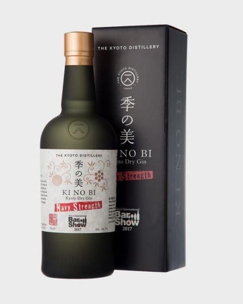 KI NO BI Kyoto Dry Gin Navy Strength