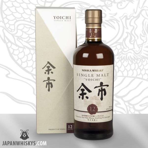 Nikka Yoichi 12 Single Malt Whisky