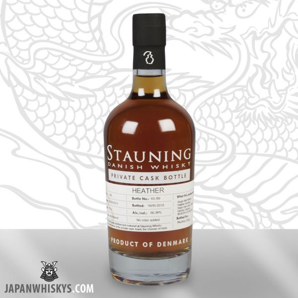 STAUNING Private Cask 285 Heather 58,36% nur 88 Flaschen