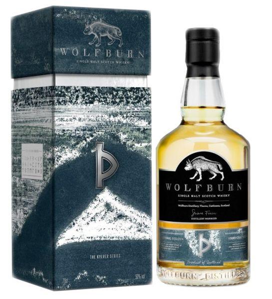 Wolfburn Kylver Serie 3 Single Malt Whisky