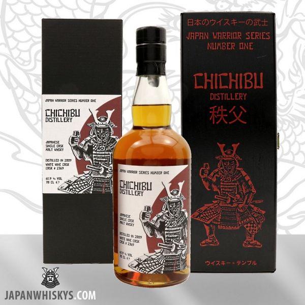 Chichibu Japan Warrior Series Number One Cask 2369
