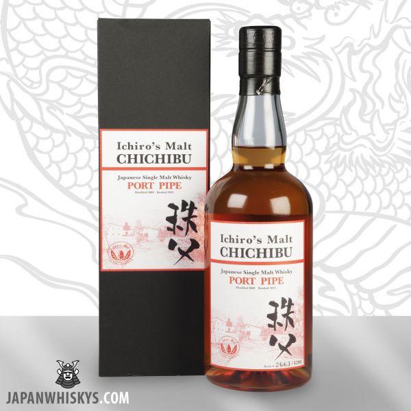 Chichibu Port Pipe Ichiro's Single Malt Whisky 2009/2013