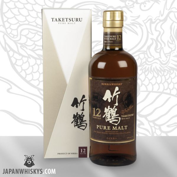 Nikka Taketsuru 12 Pure Malt