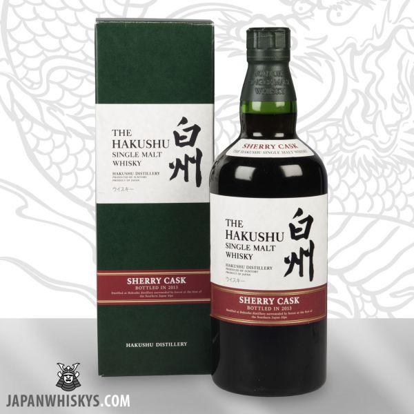 Hakushu Sherry Cask 2013 Single Malt Whisky