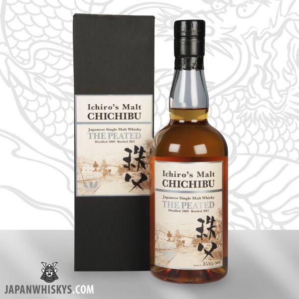Chichibu The Peated Ichiro's Single Malt Whisky 2009 / 2012