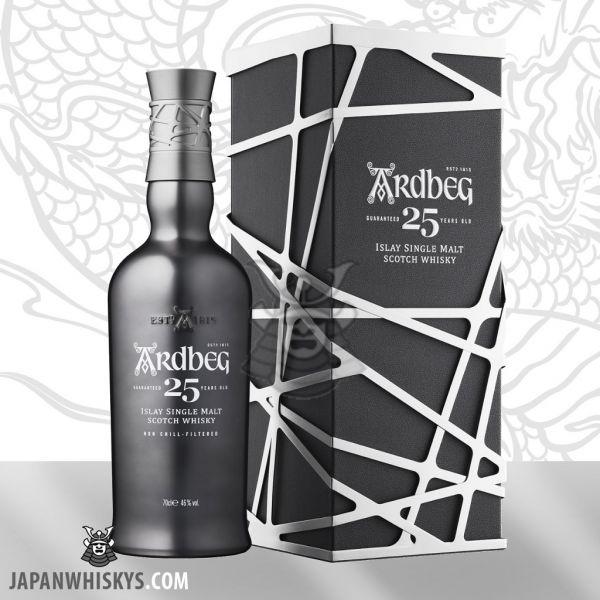 Ardbeg 25 Years Old Single Malt Whisky