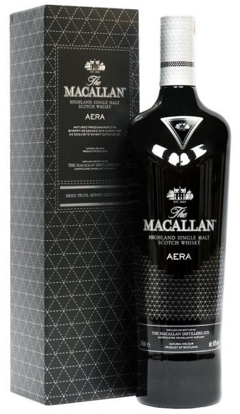 Macallan Aera only for Taiwan