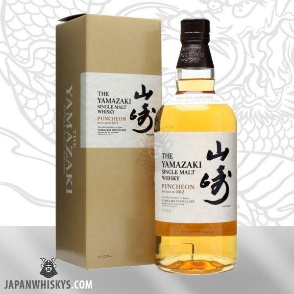 Yamazaki Puncheon 2012 Single Malt Whisky