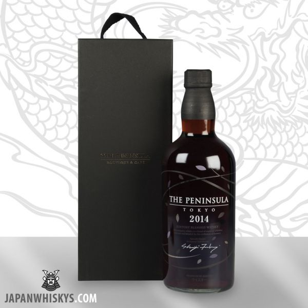 Suntory Peninsula 2014 Blended Whisky