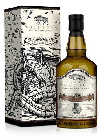 Wolfburn Conrad Gessner Edition Exclusive Swiss Bottling Limtited Edtion