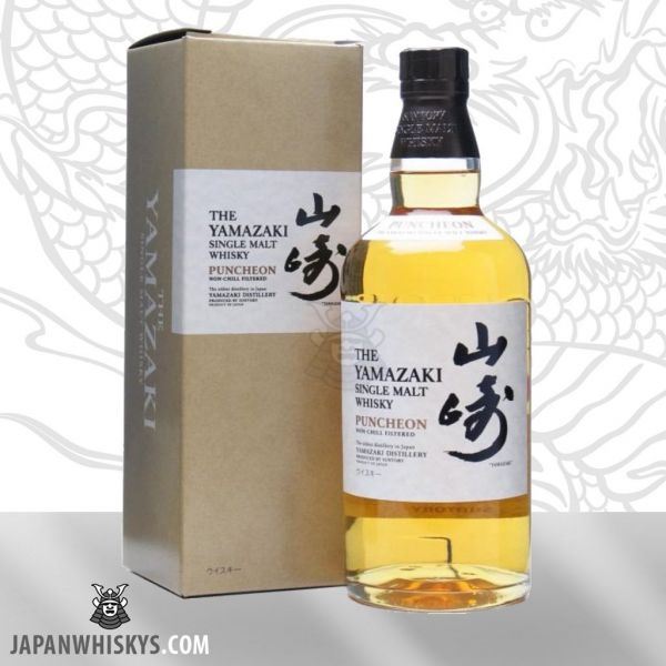 Yamazaki Puncheon 2011 Single Malt Whisky