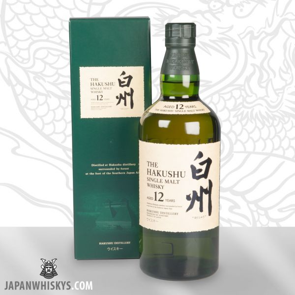 Suntory Hakushu 12 Jahre Single Malt Whisky