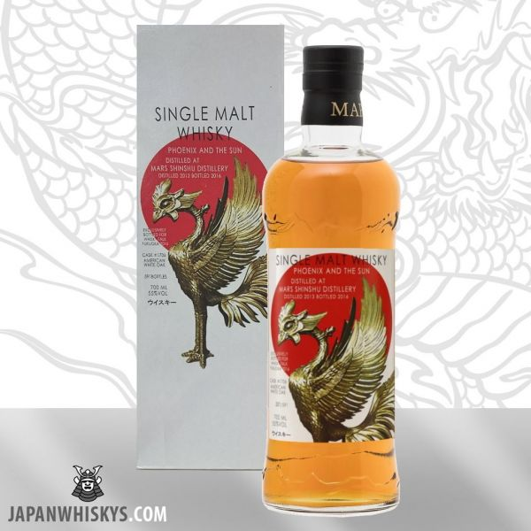 "Shinshu Mars ""Phoenix and the Sun"" Second Edition - Cask 1706"